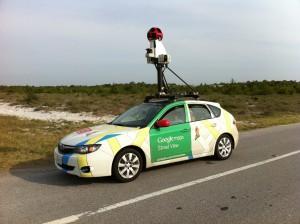 Street-View-vehicle-Google