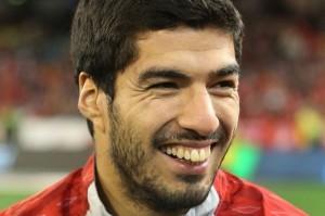 Luis Suarez zambeste